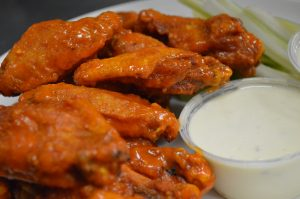 Sports City Buffalo Wings