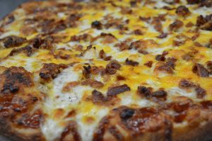 Souther BBQ Chicken Pizza